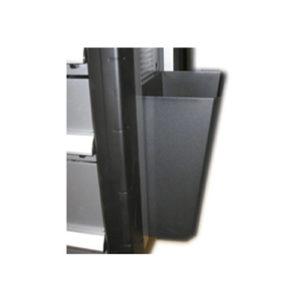 JBM Cubo de basura colgable para armarios – 51432