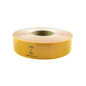 JBM Distintivo amarillo para vehículos de transporte de mercancías – 51937