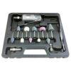 JBM Estuche de 16 piezas con amoladora neumática 52157