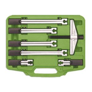 JBM Extractor de cojinetes con 3 juegos de garras – 51122