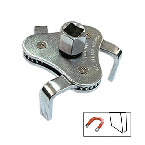 JBM Extractor filtro de aceite de pata plana imantado 51934