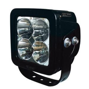 JBM Faro de trabajo de 4 LEDs 40w luz concentrada – 53048