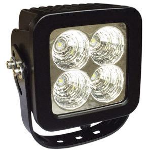 JBM Faro de trabajo de 4 LEDs 40w luz dispersa – 53049