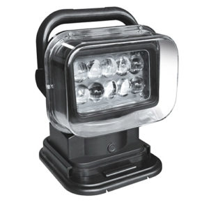 JBM Faro de trabajo regulable de 10 LEDs 50w 12v luz concentrada – 53047
