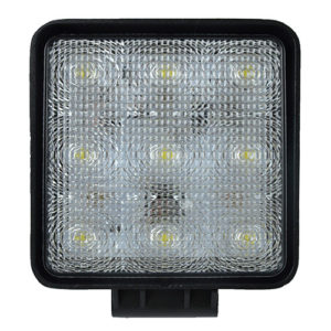 JBM Faro trabajo LED – cuadrado – 52302