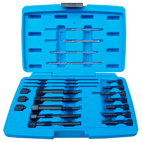 JBM Juego de extractores de punta de electrodo de calentadores 52815