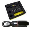 """JBM Kit carraca multifunción de 1/4"""" con cabezal abierto / composite 51225"""