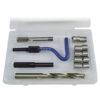 JBM Kit de reparación de tuercas helicoidales m14x1