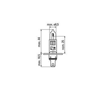 JBM Lámpara OBN h1 – 52362