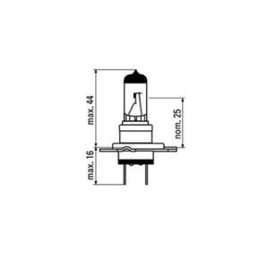 JBM Lámpara OBN h7 55w – 52365