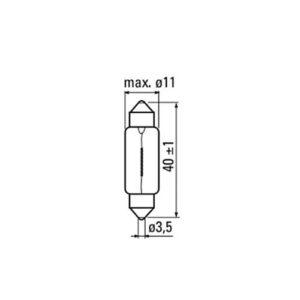 JBM Lámpara OBN plafonier 11×38 – 52410