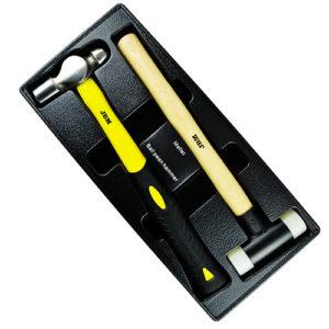 JBM Módulo de 2 martillos para carro de herramientas – 10680