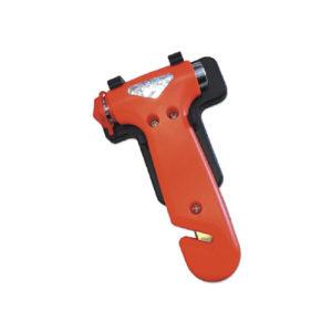 JBM Martillo rompelunas con soporte y corta-cinturón – 52259