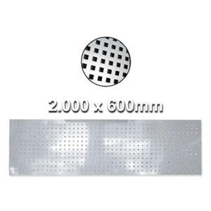 JBM Panel para herramientas 2.000x600mm – 52421