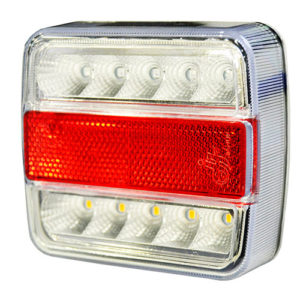 JBM Piloto LED para barra de remolque – 53151