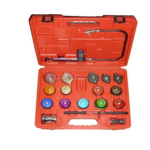JBM Probador de presión sistema refrigeración 0-2.5 bar 51339