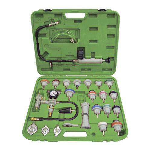 JBM Probador de presión sistema refrigeración 52687