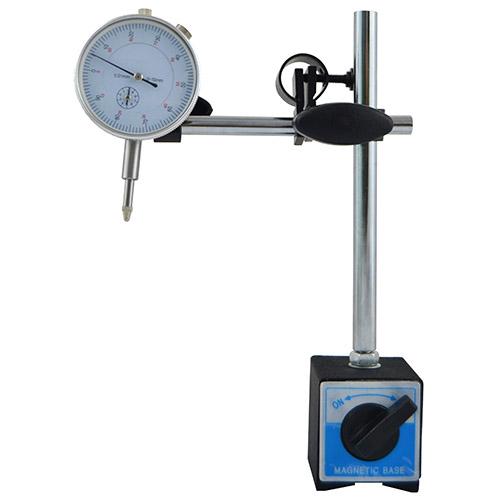 JBM Profundímetro con soporte magnético 52904