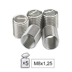 JBM Recambio helicoil m8x1,25 – 52018