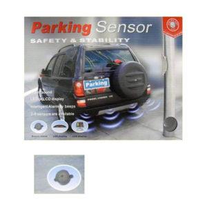 JBM Sensor de aparcamiento con medidor de aproximación acústico – 51973