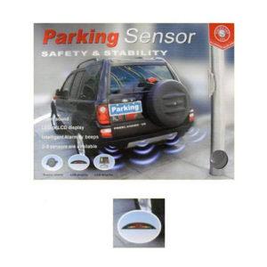 JBM Sensor de aparcamiento con medidor de aproximación visual y acústico – 51863
