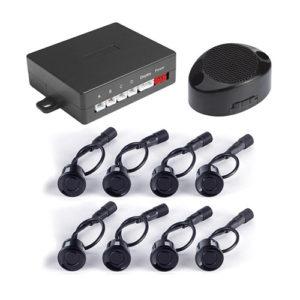 JBM Sensor de aparcamiento de alarma 8 pines – 52742