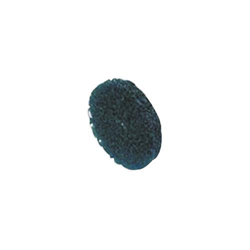 JBM Set 2 ruedas negras 51394