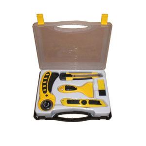 JBM Set cúter + cuchillas de recambio – 51611