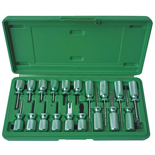 JBM Set de 19 extractores de terminales 53391