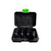 JBM Set de 4 vasos de impacto para tornillos de seguridad 53197