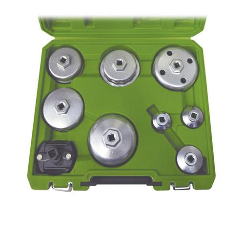 JBM Set de 9 extractores de aceite 52615