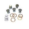 JBM Set de repuestos reparación cárter m13x1.5p 51403
