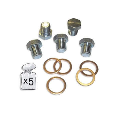 JBM Set de repuestos reparación cárter m15x1.5p 51400