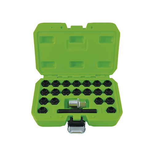 JBM Set de tornillos de seguridad para bmw 53208