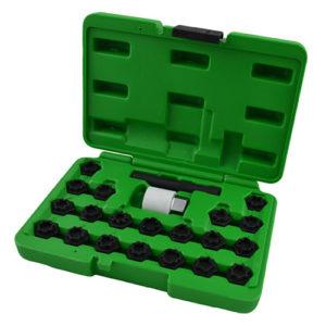 JBM Set de tornillos de seguridad para grupo vag – 52823