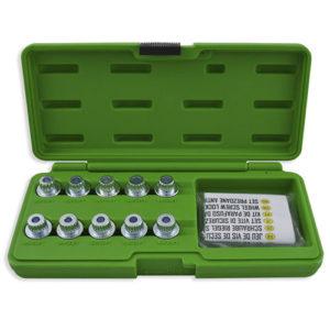JBM Set extractor de tornillos de seguridad para bmw – 52802