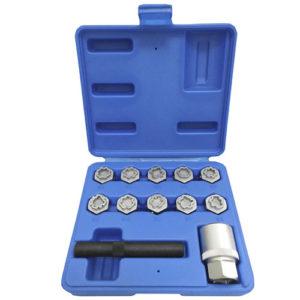 JBM Set extractor tornillos de seguridad Mercedes – 53328
