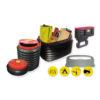 JBM Set organizador de maletero multifuncional 52618