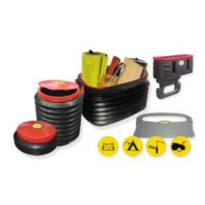 JBM Set organizador de maletero multifuncional – 52618