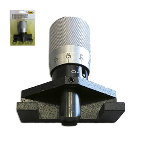 JBM Tensiómetro para correas de distribución 52616