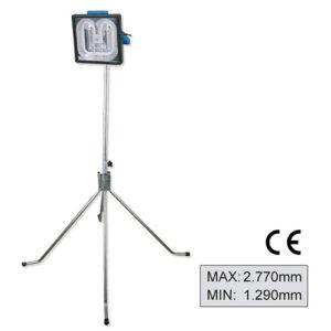 JBM Trípode gris para lámpara de inspección – 52254