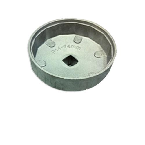 JBM Vaso de extracción para filtro aceite 74x14c 52312