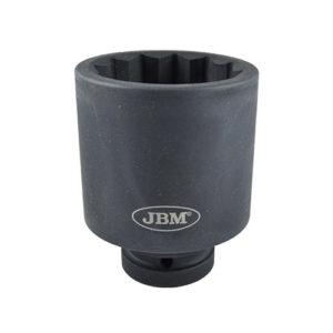 JBM Vaso de impacto 12 cantos 1″ 85mm – 11625