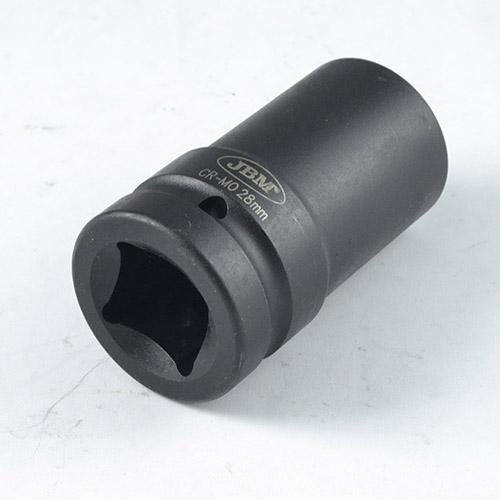 "JBM Vaso de impacto largo hexagonal 1"" 28mm 13745"