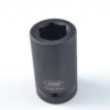 "JBM Vaso de impacto largo hexagonal 1"" 30mm 13746"