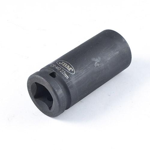 JBM Vaso de impacto largo hexagonal 3/4 22 mm 13725