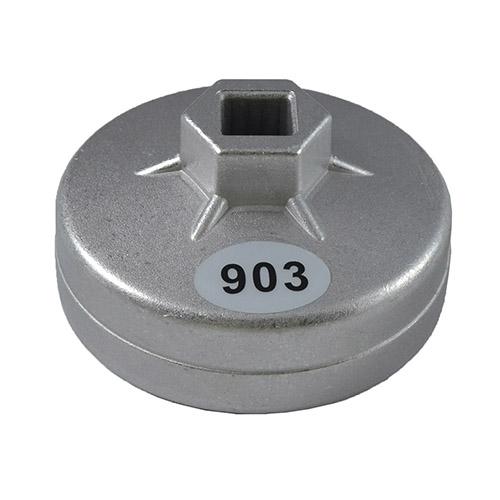 JBM Vaso filtro aceite 74x14mm 11376