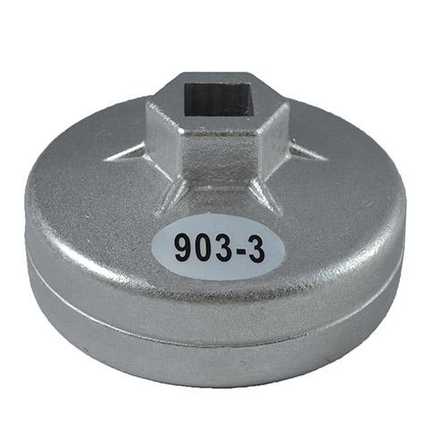 JBM Vaso filtro aceite 74x15mm 11382