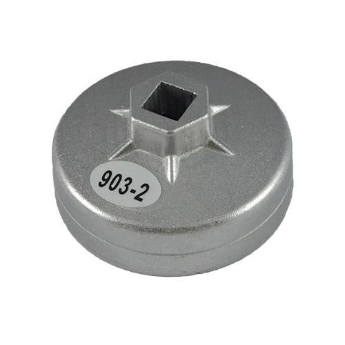 JBM Vaso filtro aceite 74x8mm 11378