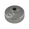 JBM Vaso filtro aceite 76x12mm 11391